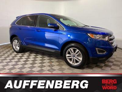 2018 Ford Edge SEL (Lightning Blue)