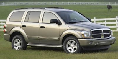 2005 Dodge Durango SLT (BLACK)