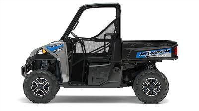 2017 Polaris Ranger XP 900 EPS Utility SxS Utility Vehicles Hays, KS