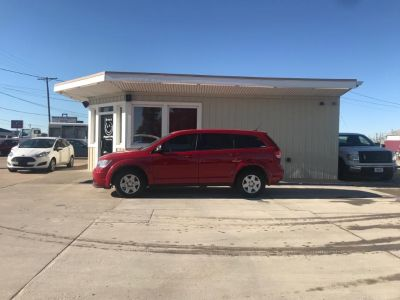 2012 Dodge Journey SE (Red)
