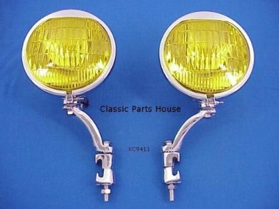 Find Fog Lights #3 Chevy Cadillac 1927 1931 1933 1935 1938 motorcycle in Aurora, Colorado, United States, for US $275.00