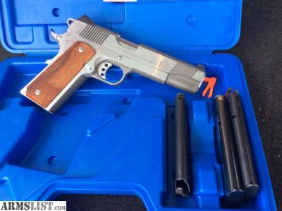 For Sale: Springfield 1911 Stainless