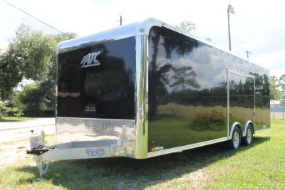 24 ft ATC Aluminum Car Trailer