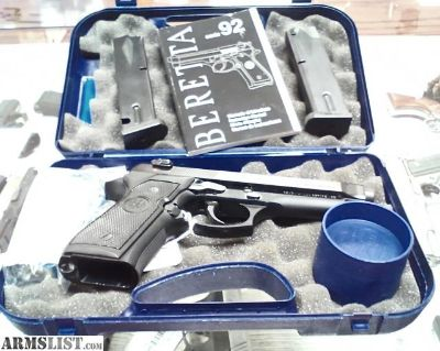 For Sale: Beretta 92 Italian made