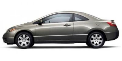 2006 Honda Civic LX (Gray)