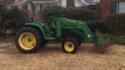 2000 John Deere Tractor for Sale