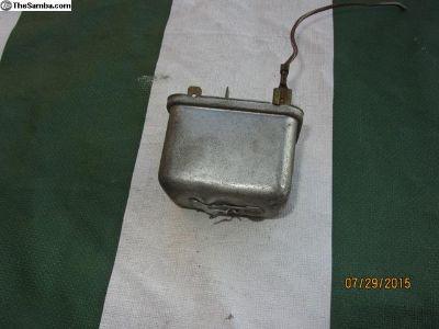 6 volt headlight relay