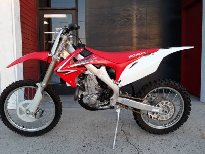2009 Honda CRF450R Motocross Motorcycles Orange, CA