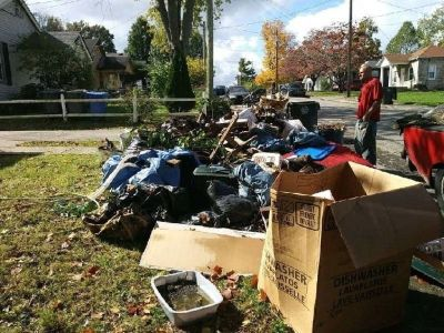Debris/trash/junk removal/light demo/garage/basement cleanouts