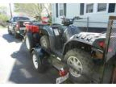 2014 Polaris Sportsman-550-and-Sportsman-800-and-Trailer Powersport in South