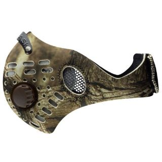 Sell RZ Mask M1 Mossy Oak Break Up Infinity Air Filtration Youth Protective Masks motorcycle in Manitowoc, Wisconsin, United States, for US $35.95