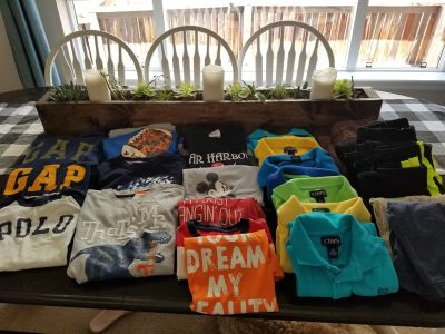 Size 7 Lot! Price is $15.00 for 26 pieces all GUC some NWT