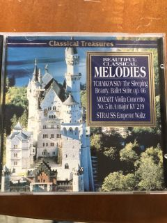 Beautiful Classical Melodies ** SWAP ONLY**