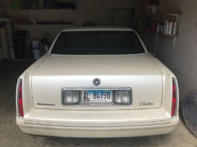 USED 1999 CADILLAC DEVILLE FOR SALE
