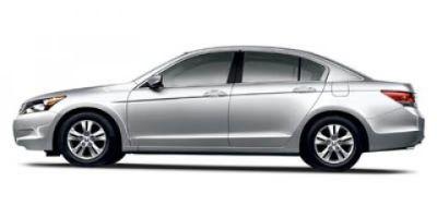 2008 Honda Accord LX-P (White)