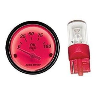 Sell Autometer LED REPLACEMENT BULB KIT RED motorcycle in Acworth, Georgia, US, for US $17.72