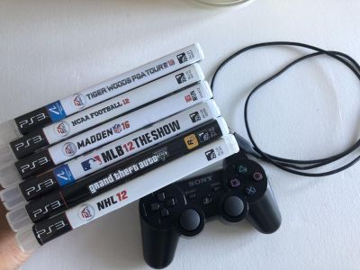 *FREE* PS3 games and controller