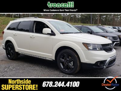 2019 Dodge Journey CROSSROAD FWD (Vice White)