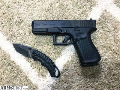 For Sale: Glock 19 Gen 5