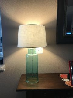 Like-New Pair of Lamps