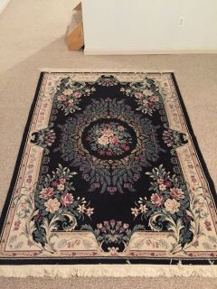 Large Area Rug 5x7