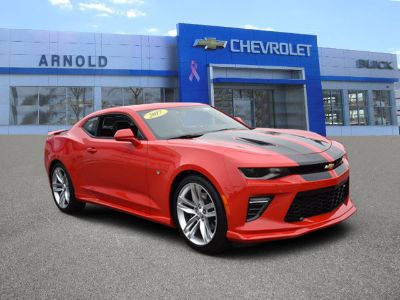 $38,973, Red Hot 2017 Chevrolet Camaro $38,973.00   Call: (888) 330-4457