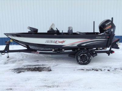 2019 Alumacraft Competitor 175 CS Aluminum Fish Boats Hutchinson, MN