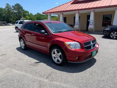 2007 Dodge Caliber R/T (Red)