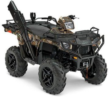 2017 Polaris Sportsman 570 SP Hunter Edition Utility ATVs Rushford, MN