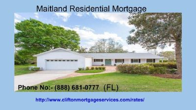 Clifton Mortgage  | Maitland Residential Mortgage | Home Loans
