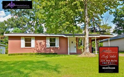 $105,000, Fully updated Investment Home within Walking Distance of BREC Park