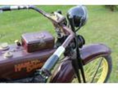 1921 Harley Davidson,RUNS GREAT