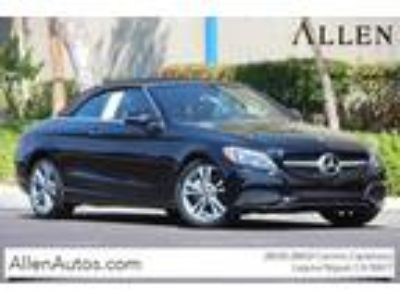 used 2017 Mercedes-Benz C-Class for sale.