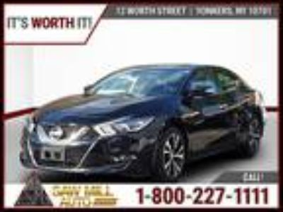 $27900.00 2017 Nissan Maxima with 0 miles!
