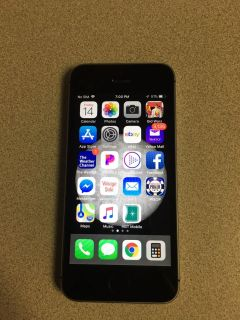 iPhone we 32gb space gray