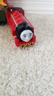 Remote control Victor from Thomas Train trackmaster series