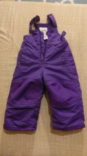 18 month Girl's snow pants