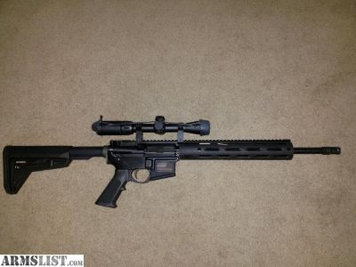 For Sale: AR15 NEW BUILD