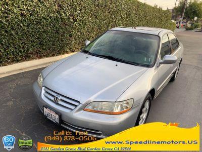 2002 Honda Accord EX (Satin Silver Metallic)