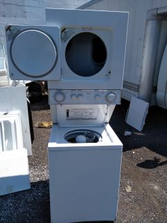 24inch washer and dryer