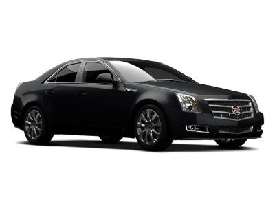 2009 Cadillac CTS 3.6L V6 (Gold Mist)