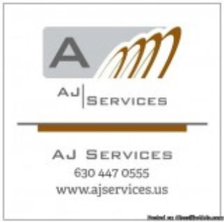 Cleaning Services - AJ Services