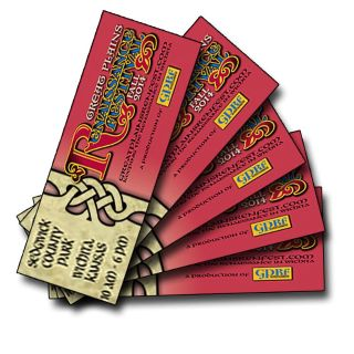 Kids Renaissance Festival Ticket (1)