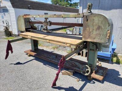 Large Stroke Sander - Mid 1950's Curtis Machine Co