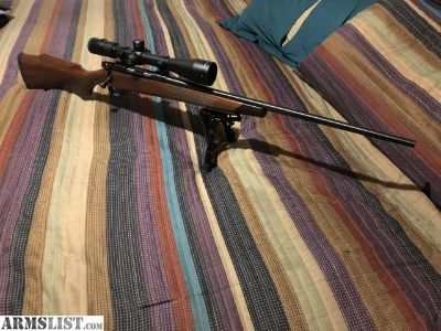 For Sale: Weatherby vanguard with vortex viper scope