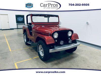 1963 Jeep CJ5