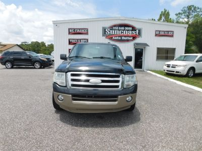 2007 Ford Expedition EL Eddie Bauer (Black)