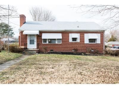 3 Bed 1 Bath Foreclosure Property in Richmond, VA 23222 - Glenview Rd