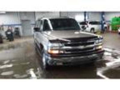 2001 Chevrolet Suburban for Sale by Owner