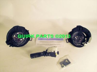 Purchase 2010-2012 Nissan Pathfinder Complete Fog Light Lamp & Switch Kit OEM NEW Genuine motorcycle in Braintree, Massachusetts, United States, for US $199.88